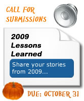 Call for 2010 Submissions