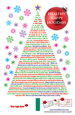 LoneStart Holiday Poster